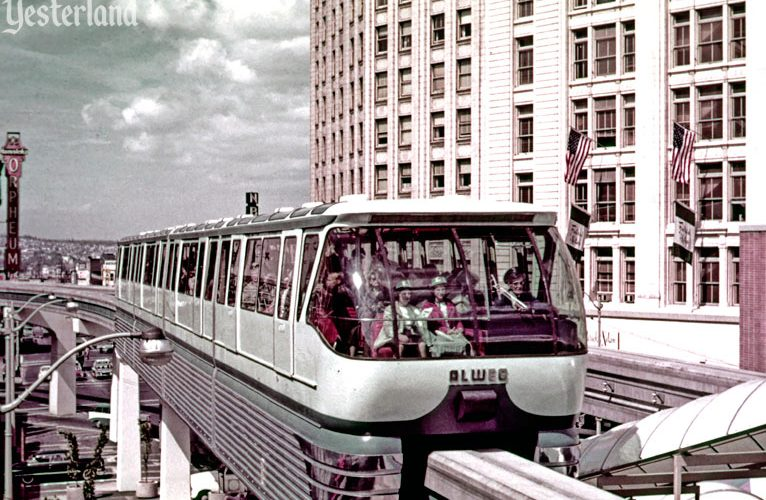 Development of the ALWEG Monorail from the Beginning to the Present